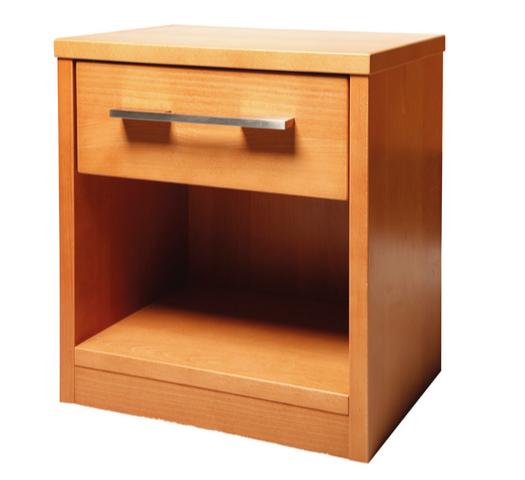 Noční stolek 1-zásuvkový